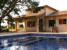 private Finca Mallorca nähe Strand mit Pool