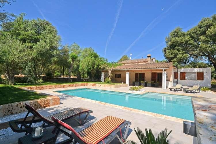Landhaus Mallorca Mit Pool Freistehende Finca Mit Internet Und