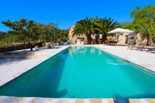 Popular Finca Mallorca gemütliches Landhaus mit kindersicherem Pool  JW08