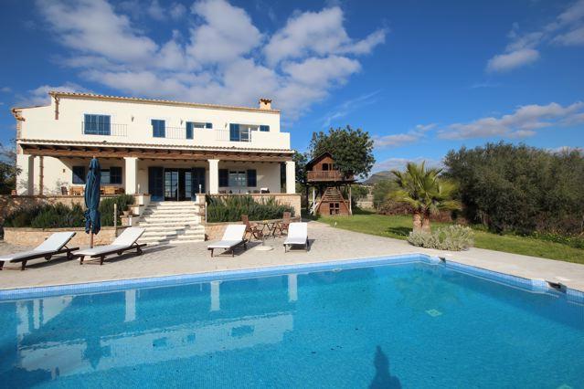 Traumhaus am meer mit pool  Mallorca Traumfinca mieten, Familien und Kinderfreundliches ...