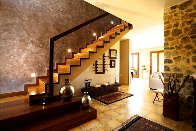 Luxusvilla innen  Mallorca Villa mit Pool, Klimaanlage in herrlicher Alleinlage und ...