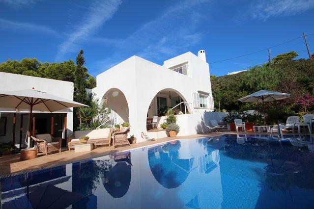 Traumhaus am meer mit pool  Mallorca Cala Ratjada Ferienhaus nahe Strand und Meer, Villa für 6 ...