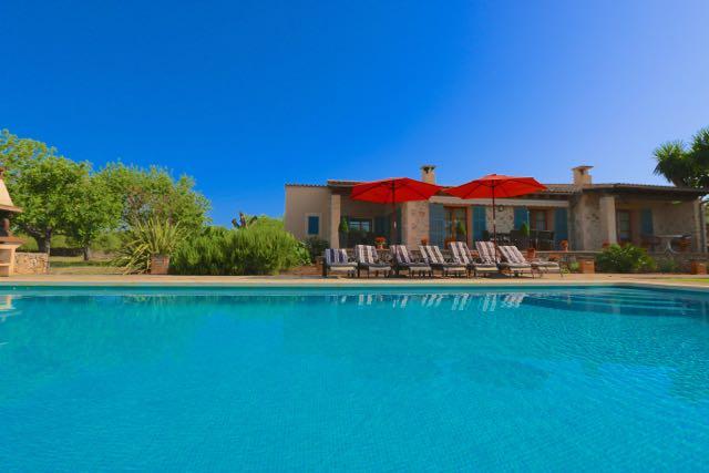 Finca Mallorca Arta strandnah mit Pool, 8 Personen Ferienhaus in ...