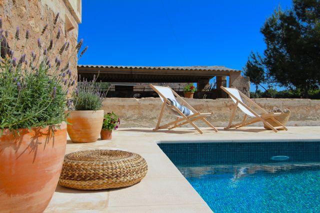 Finca Mallorca Pool ...