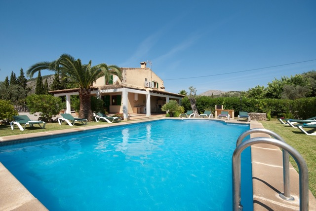 Finca Mallorca 5 Schlafzimmer