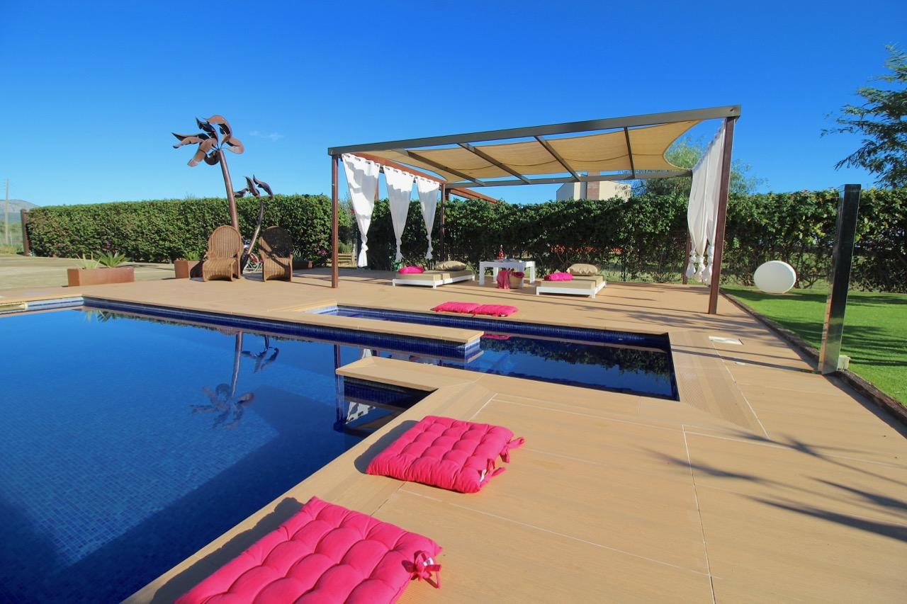 Moderne Architektenhäuser Mit Pool ~ Mallorca Pool Finca auf Mallorca Pool, Klimaanlage, Internet,